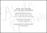 Simple Invite