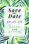 Save the Date Tropics